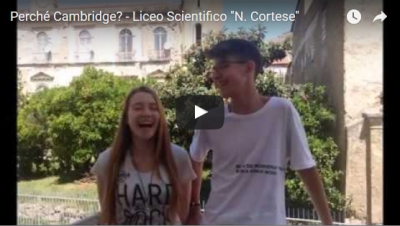 Video di promozione Cambridge