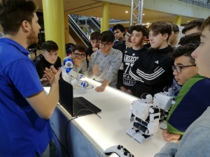 La 1Bsa al WE ROBOT