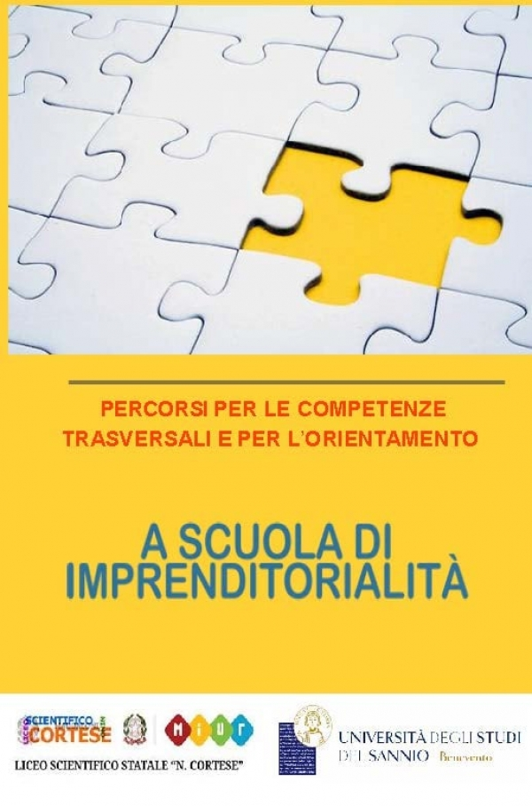 FSEPON - Potenziamento dell'educazione all'imprenditorialità - EXPORT& INTERNATIONAL MANAGEMENT