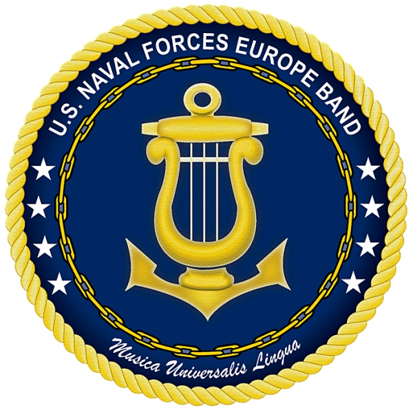 "La U.S. Naval Forces Europe/Allied Forces Band al ""Cortese"""